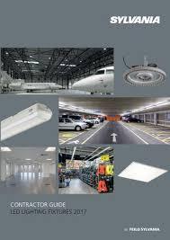 sylvania t5 led ls sylvania full range contractor catalogue 2017 by led world issuu