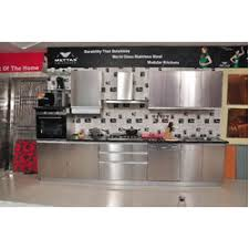 stainless steel modular kitchens manufacturer from new delhi