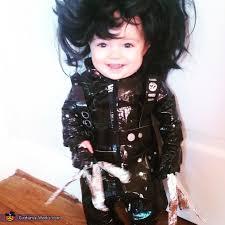 Edward Scissorhands Costume Diy Edward Scissorhands Baby Costume