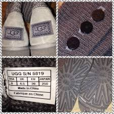 s ugg cardy boots 16 ugg boots sold authentic gray cardy uggs from