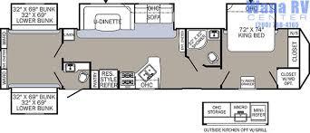 destination trailer floor plans puma park trailers