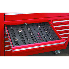 6 pc socket drawer organizers drawer organisers and toolbox ideas