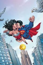 every superman needs a wonder woman super heroes pinterest