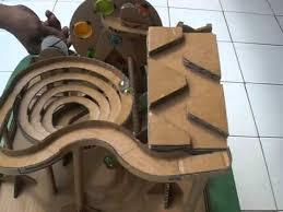 membuat mainan edukatif dari kardus ape marble2 dari karton bekas youtube