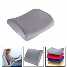 Back Support Pillow For Office Chair Memory Foam Lumbar Back Support Cushion Pillow For Office Home Car