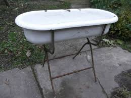 designs impressive small bathtub planter 122 antique authentic