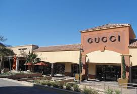 laurent store and gucci store at cabazon outle flickr
