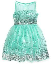 crystal doll sequin illusion dress big girls 7 16 illusion