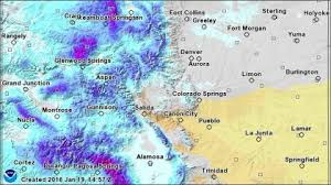 colorado snowpack map colorado snowpack numbers on the rise cbs denver