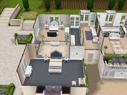 french chateau house plans house 108 french chateau level 2 sims simsfreeplay
