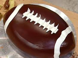 football cake buddy valastro s carved football cake recipe