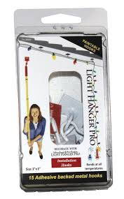 light hanger pro lh 18600 adhesive backed metal indoor