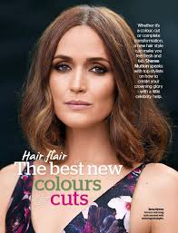 haircuts and color that flatter women in their fourties pressreader the australian women s weekly 2017 04 01 best ever