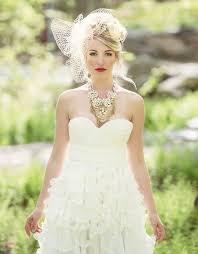 wedding dress necklace 26 statement wedding necklaces we want to wear