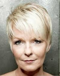 really modern short hairstyles for older women short hairstyle