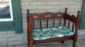Bench Made From Bed Headboard Toqua U0027s Crafts Twin Size Headboard Footboard Bench