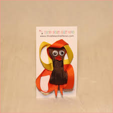 thanksgiving hair bows thanksgiving hair clippy turkey clippies thanksgiving hair bows
