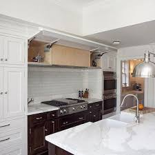 Kitchen Hood Designs Hidden Range Hood Design Ideas