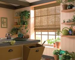 woven wood shades add a warm rich dimension to any room whether