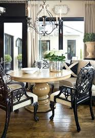 Round Dining Table Seating Round Dining Table With Sofa Seating - Dining room table with sofa seating