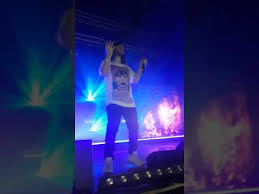 Janin Quiza Russ Losing Control Live Oslo Norway Youtube