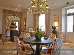Mirror Dining Room Bow House Lifestyle Project Interior Design Entrance Hall