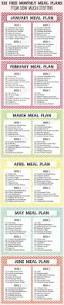 menu planners templates best 25 family meal planning ideas on pinterest monthly menu i love to plan out my meals here are 6 free monthly meal plan printables