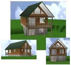 x32 cabin w loft plans package blueprints material list 20x30 cabin w loft plans package blueprints material list