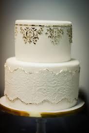 wedding cake lace 40 lace wedding cake ideas weddingomania