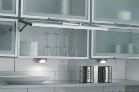 Kitchen  Stunning Glass Doors For Set Kitchen Cabinets With - Kitchen cabinets with frosted glass doors