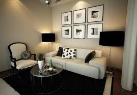 small modern living room ideas living room layout gray colors interior wall black apartments