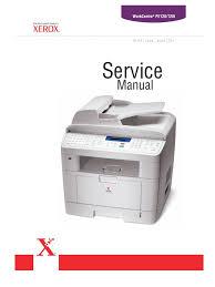 xerox workcentre pe120 pe120i service manual electrostatic