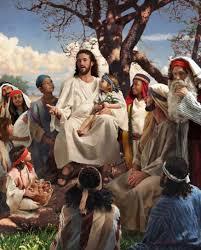 jesus with the children christian faith pinterest christ