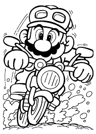 coloring pages cartoons
