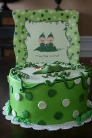 and everything sweet two peas in a pod cake