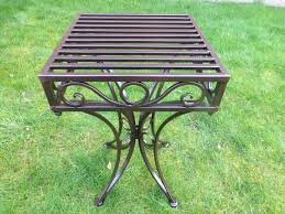 Small Metal Patio Side Tables Small Round Metal Outdoor Side Table Metal Garden Side Tables Uk
