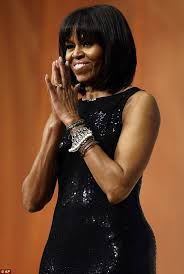 does michelle obama wear hair pieces has michael kors stolen michelle obama s fashion heart first lady