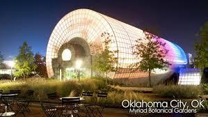 Oklahoma City Botanical Garden Myriad Botanical Gardens In Oklahoma City Awarded Uli S Open