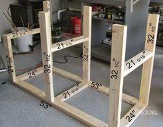 building a garage workbench diy plans pinterest garage