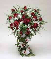 Silk Bridal Bouquet How To Make Silk Flower Arrangements Like A Pro Almost Overnight