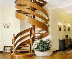 Wooden Stairs Design Wooden Spiral Staircase Contemporary Steps Frame Without Risers