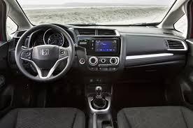 2016 honda fit reviews and rating motor trend