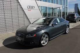 Audi S5 2013 Interior Used Audi S5 For Sale Search 434 Used S5 Listings Truecar