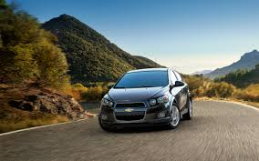2012 chevrolet sonic ltz 1 4 turbo first test motor trend