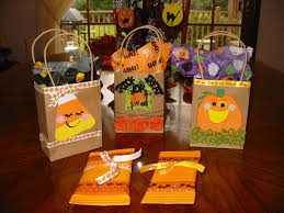 easy halloween treat bags photo album halloween treat tags free