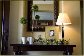 foyer table decor home design ideas
