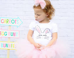 Baby Bunny Halloween Costumes Easter Bunny Tutu Etsy