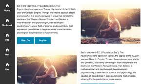 Html Top Navigation Bar Side Nav Foundation Docs