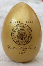 gold easter eggs 2017 official white house historical association commemorative