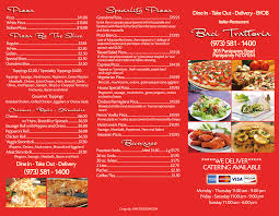 restaurant menu design nine73 nine73 com 973 area code